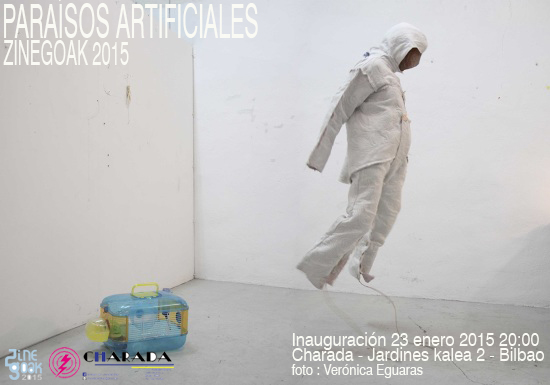 CARTEL Paraisos Artificiales